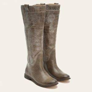 Frye Paige Tall Riding Equestrian Boots Size 10